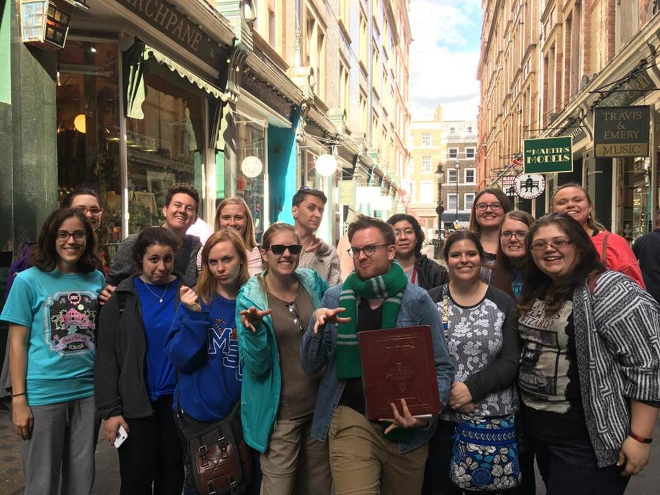 Harry Potter Study Abroad