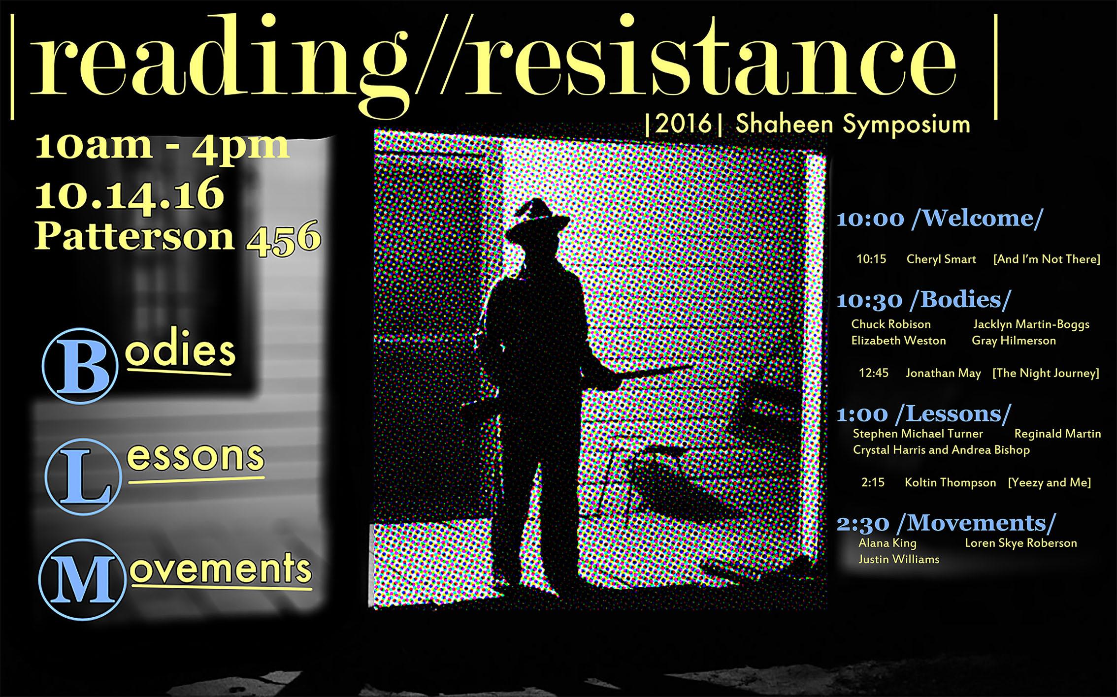 Shaheen symposium