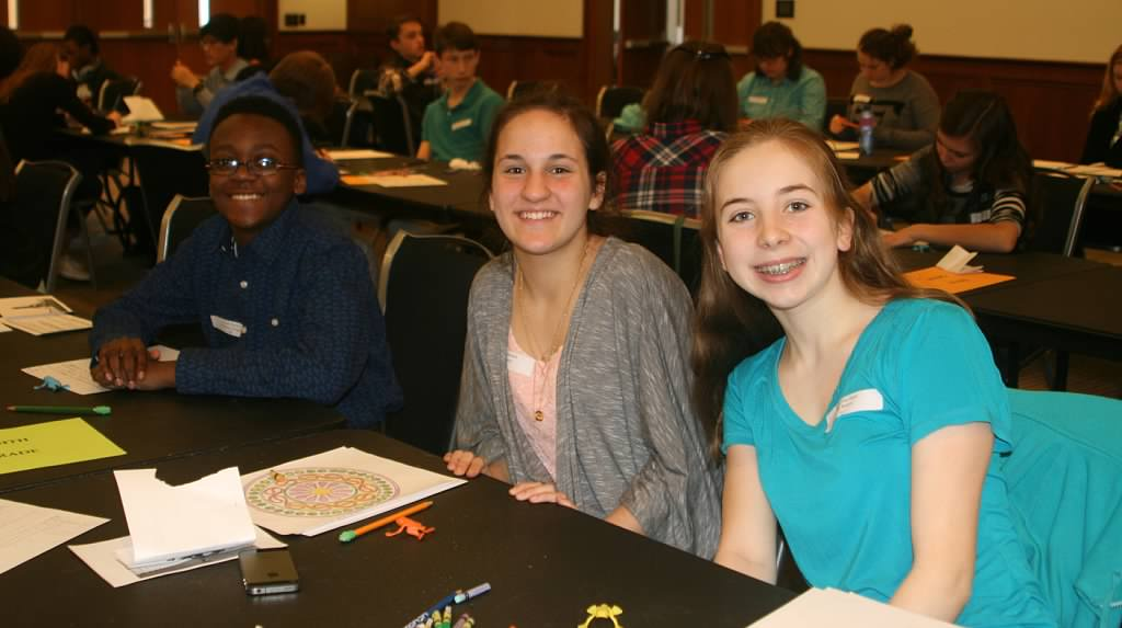 WordSmith gives young students an opportunity to get to know the UofM.