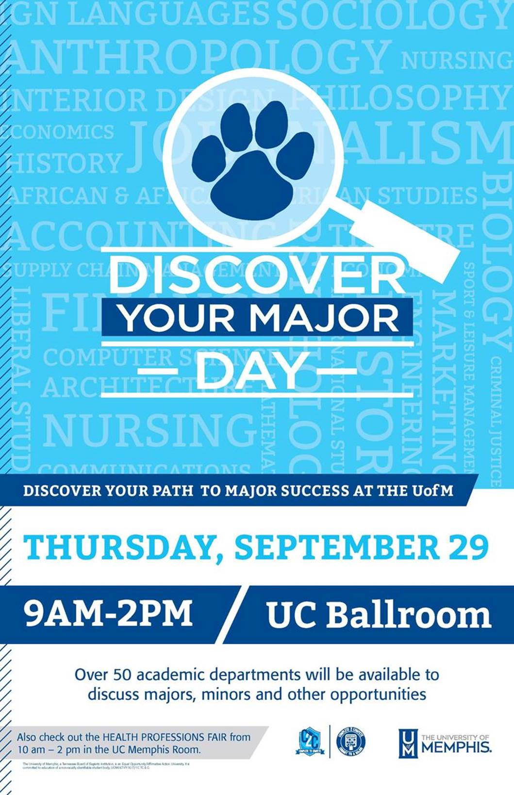 Discover Your Major Day