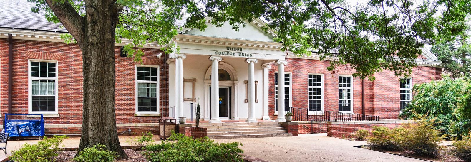 Lambuth Wilder College Union