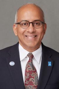 Dr. Balaji Krishnan, Director of MBA Programs