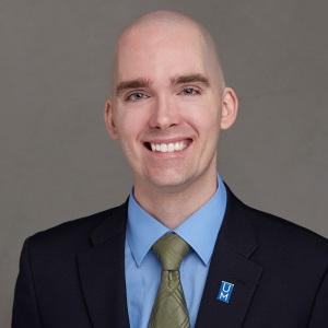 Joshua Coyne, Assistant Professor