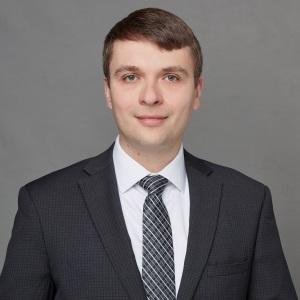 Konstantin Sokolov, Assistant Professor
