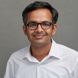 Srikar Velichety, Assistant Professor