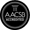 Logo of the AACSB