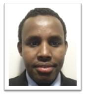 Abdullahi Abdullahi, former FCBE accounting student