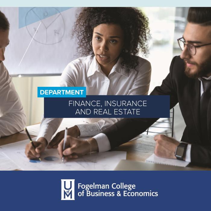 Undergraduate Finance, Insurance and Real Estate (FIR)