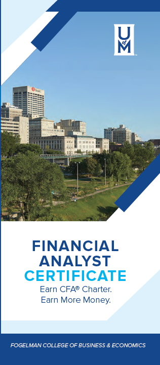 Financial Analyst Certificate – Whether You're Pursuing a Master's or BBA, You Can Become a CFA® Chartholder