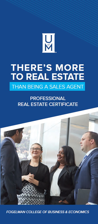 Professional Real Estate Certificate – Discover More About Real Estate Than Being A Sales Agent