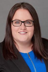 Anna Myers, Graduate Programs Academic Advisor
