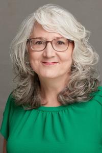 Dr. Allison Potter, Masters Program Advisor