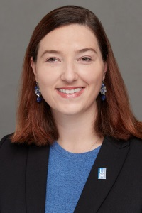 Emily Smith, Academic Services Coordinator