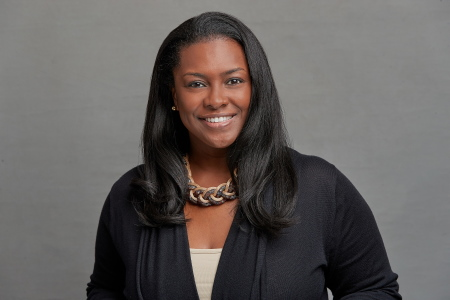April Jones, Academic Advisor