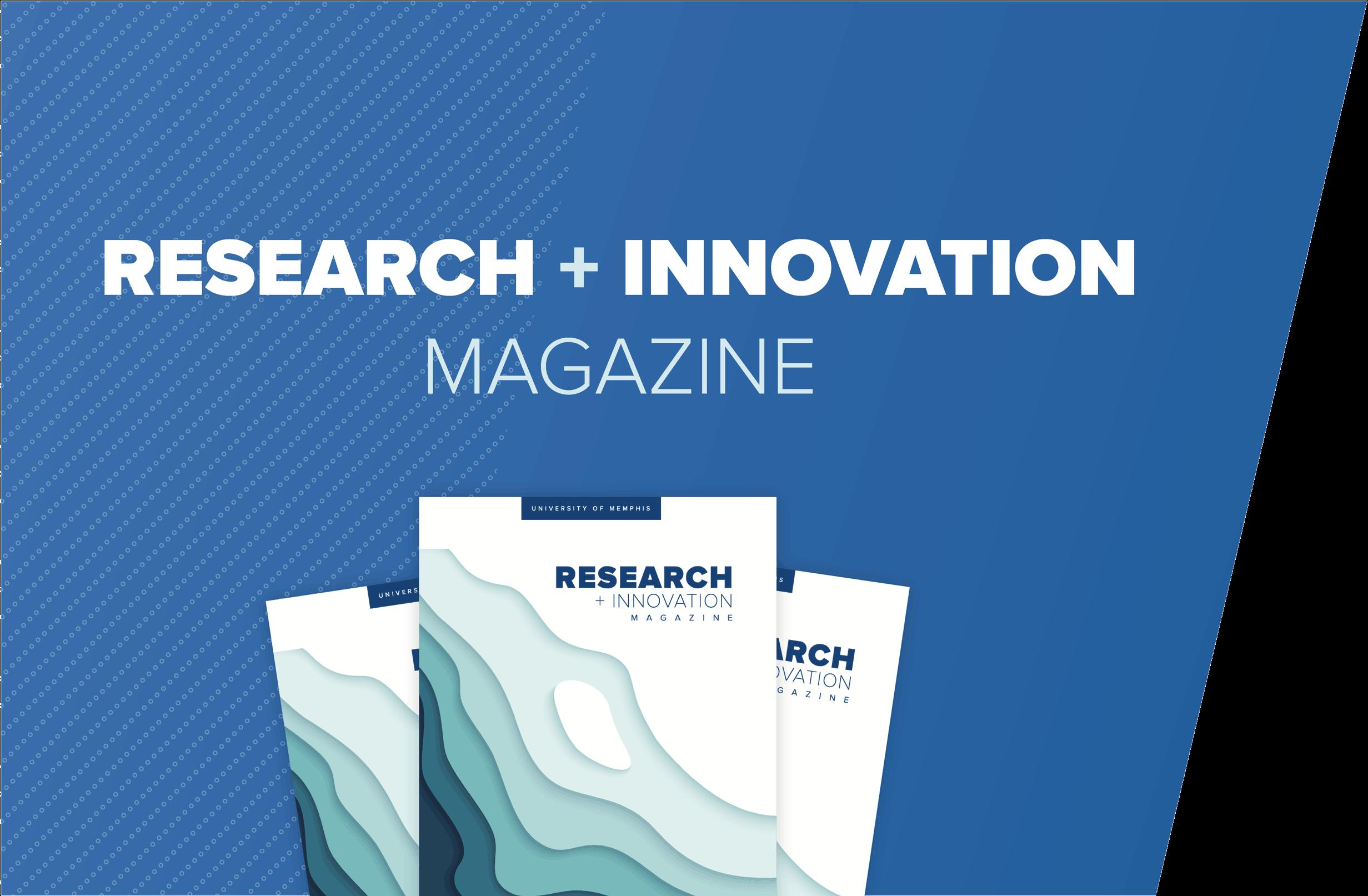 banner research magazine