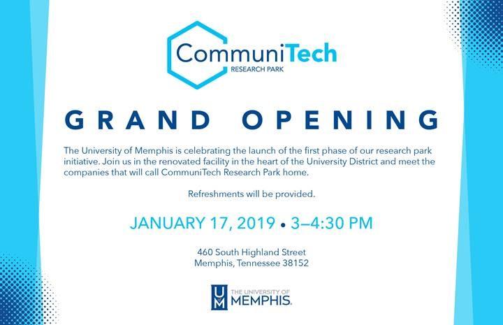CommuniTech Grand Opening