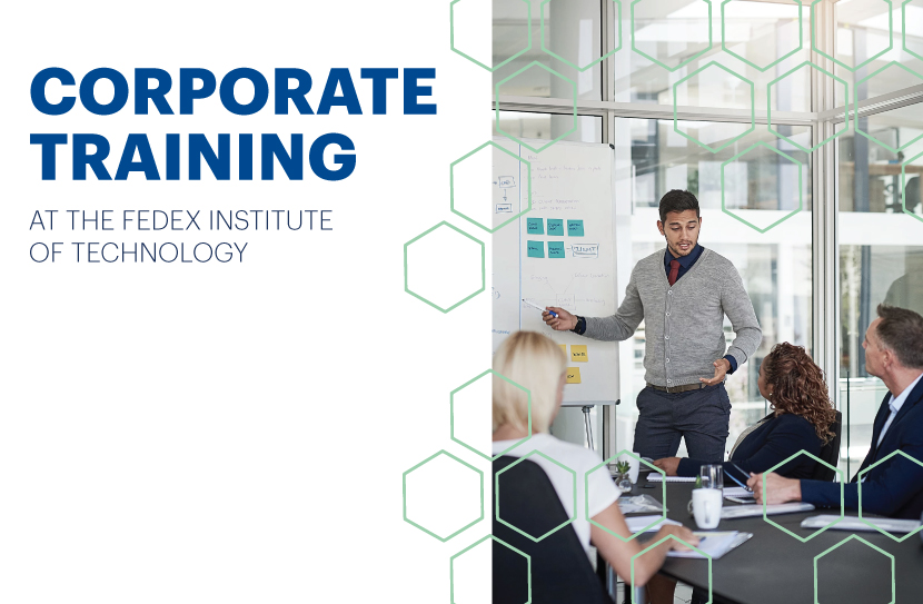 Corporate Training Front Page Slide