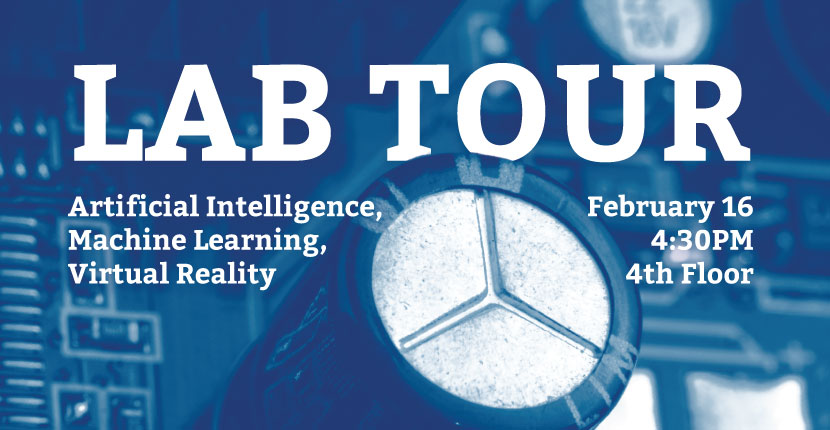 Lab Tour with details