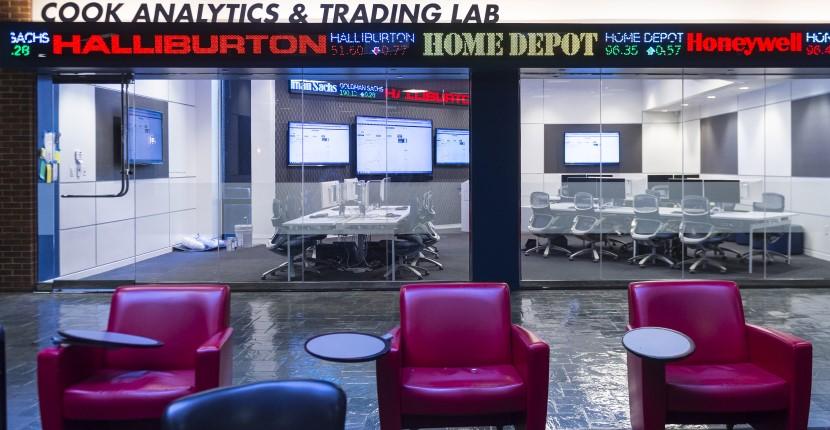 Cook Analytics & Trading Lab (CAT)