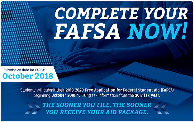 1718 FAFSA Process
