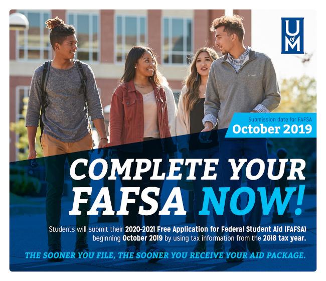 2020-2021 FAFSA