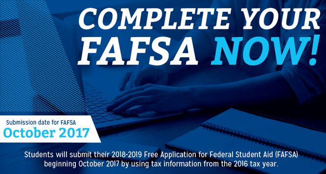 2018-2019 FAFSA