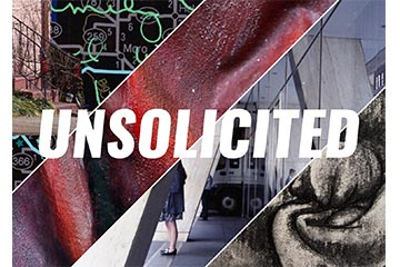 UNSOLICITED: BFA THESIS EXHIBITION