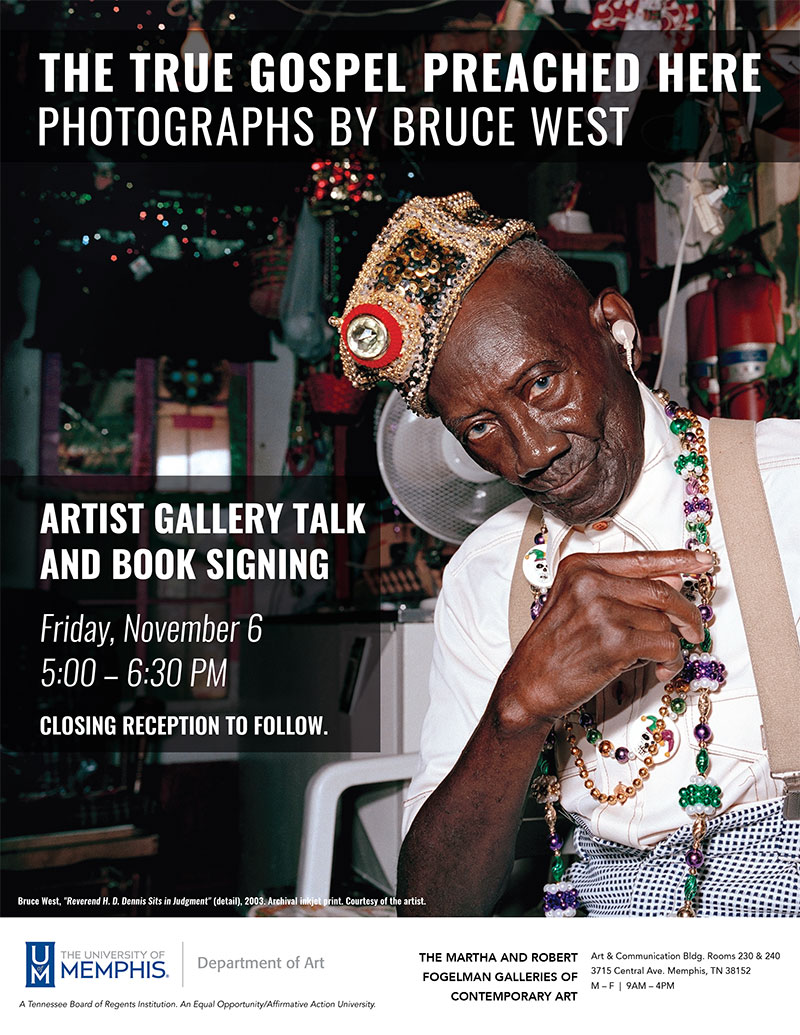 Bruce West Flyer