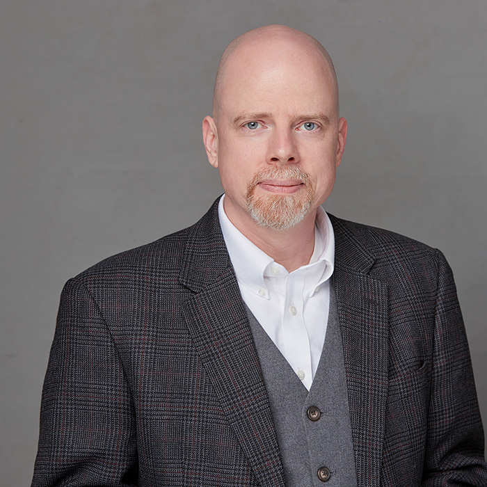 James Kierulff, Director of Graduate Student Services