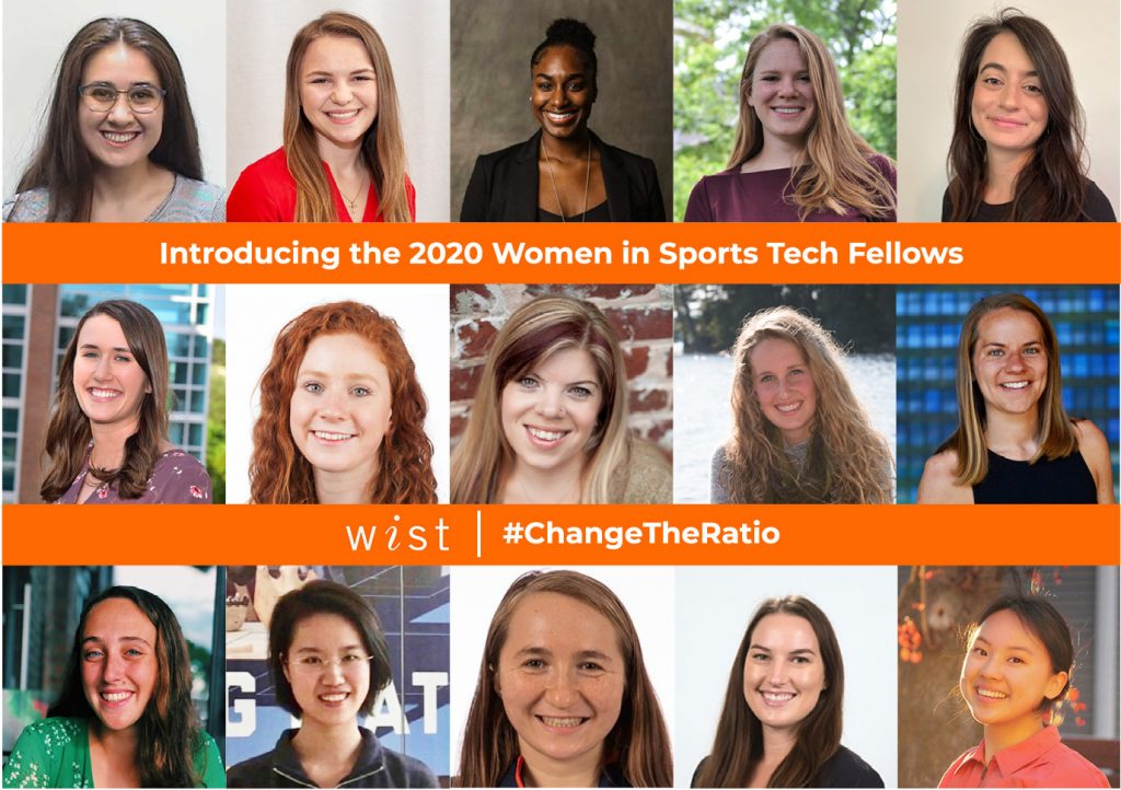 WiST Fellows 2020; Image by WiST