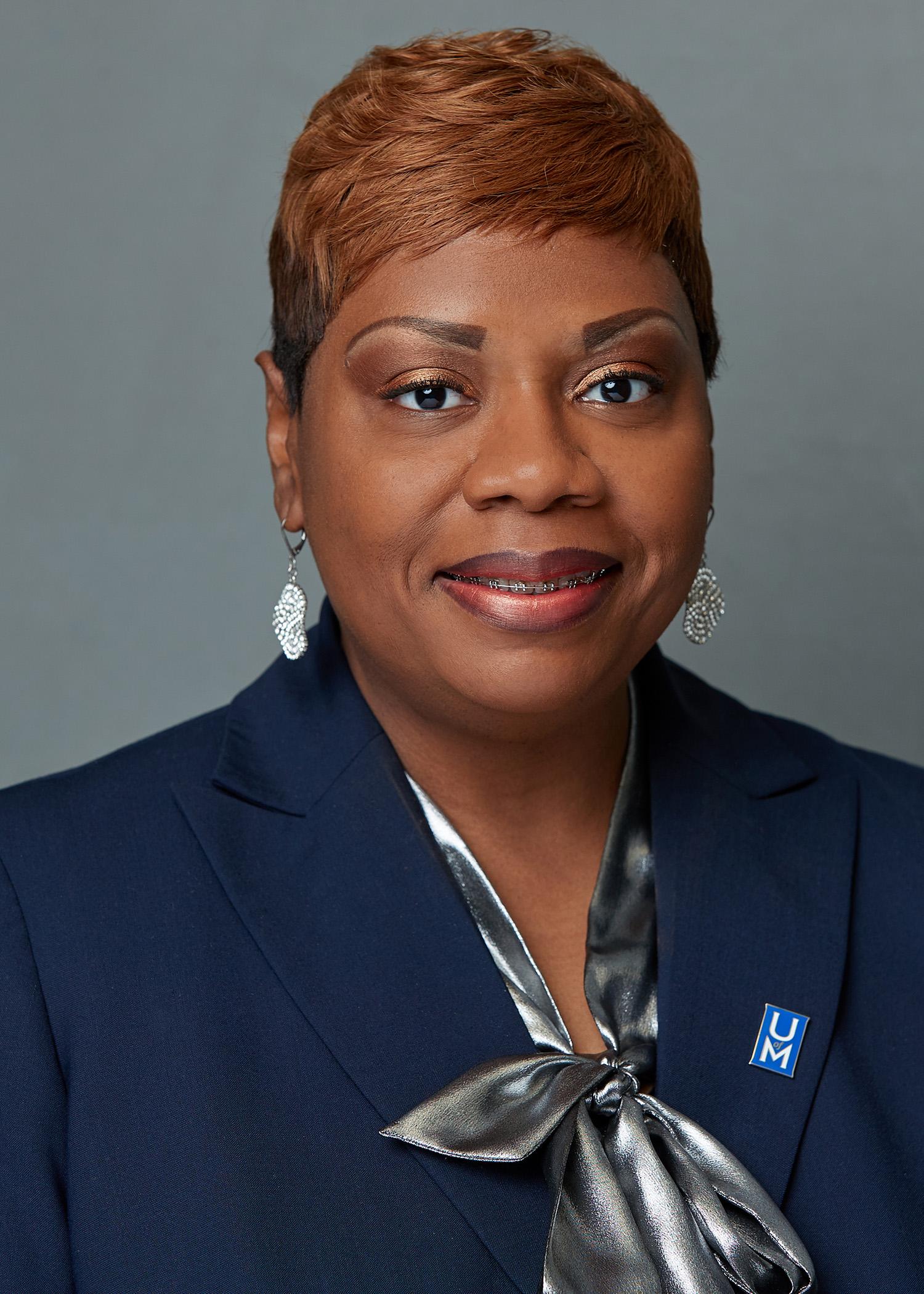 Dr Shemeka Hamlin Palmer SHS University of Memphis