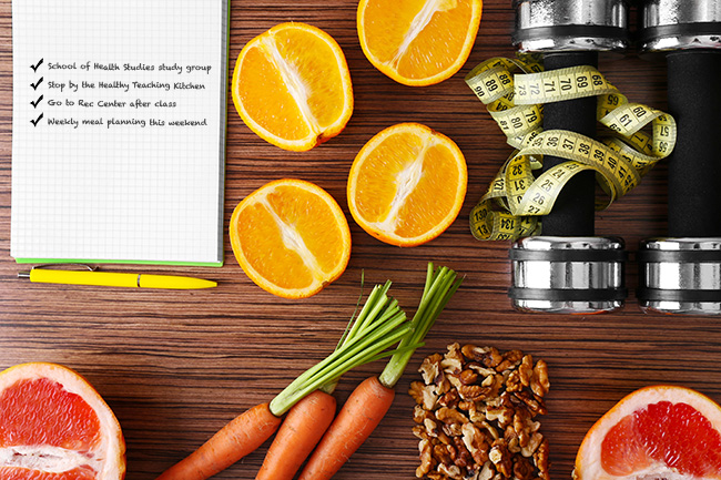 Nutrition, Health & Wellness Minor