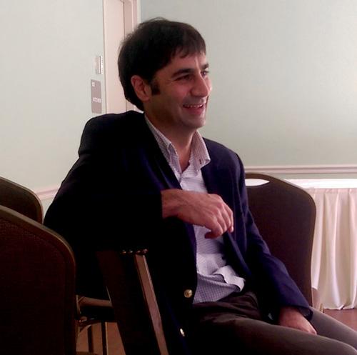 Dr Aram Goudsouzian