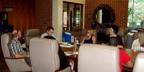Orientation meeting