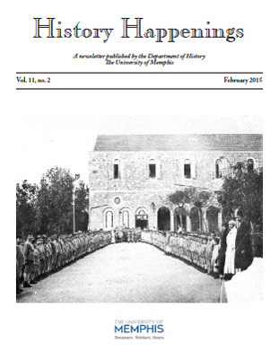 Miniature of newsletter cover
