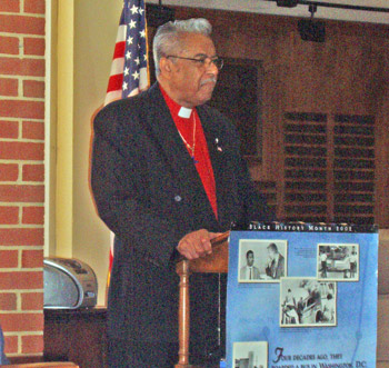 Rev. Cox