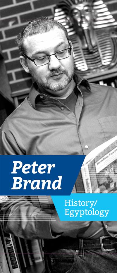 Peter Brand banner