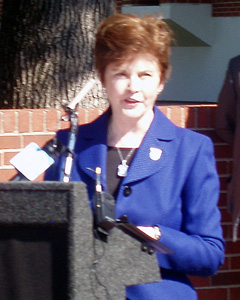 President Shirley Raines