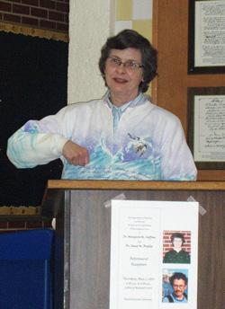 Dr Margaret Caffrey