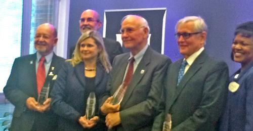 CAS alumni honorees