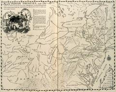 Map of Indian treaties