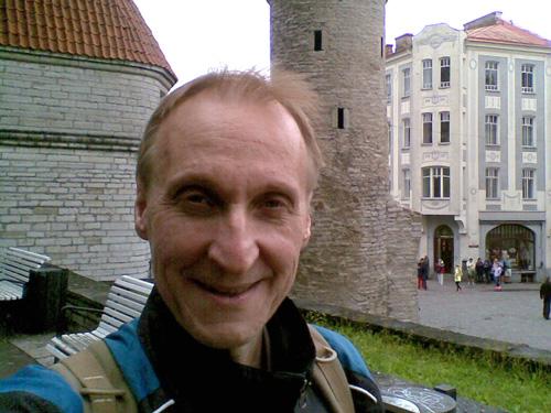 Dr Znamenski in Tallinn