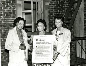 photograph of WIN Members.1990.145-14rev.