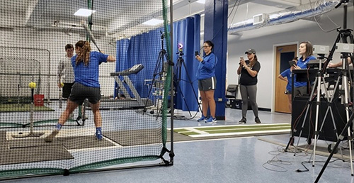 Softball in the HPC lab