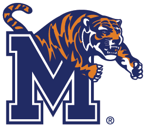 Leaping Tiger Memphis Logo