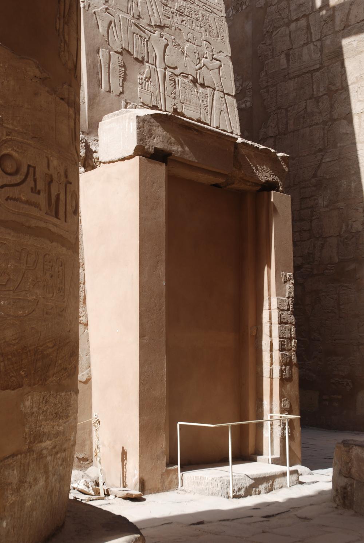 Ramesses I shrine