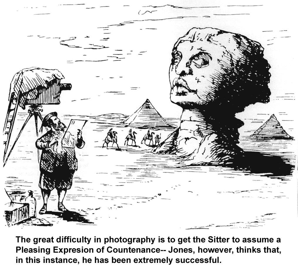 Sphinx cartoon