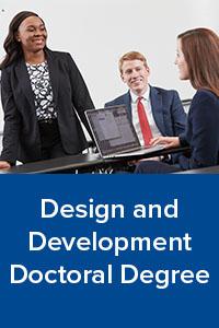 Design and Development Doctoral Degree