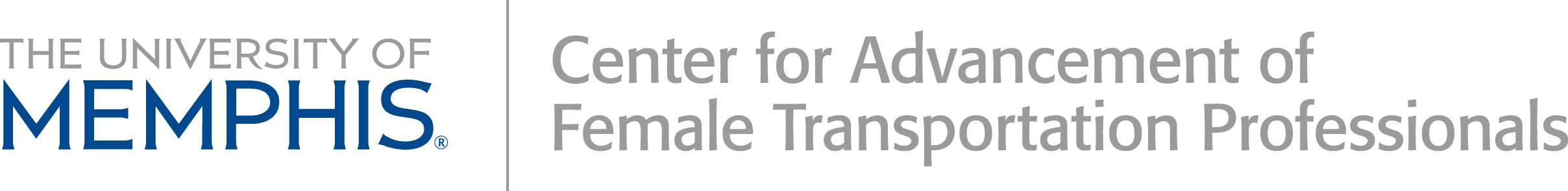 center for advancement of female transportation professionals