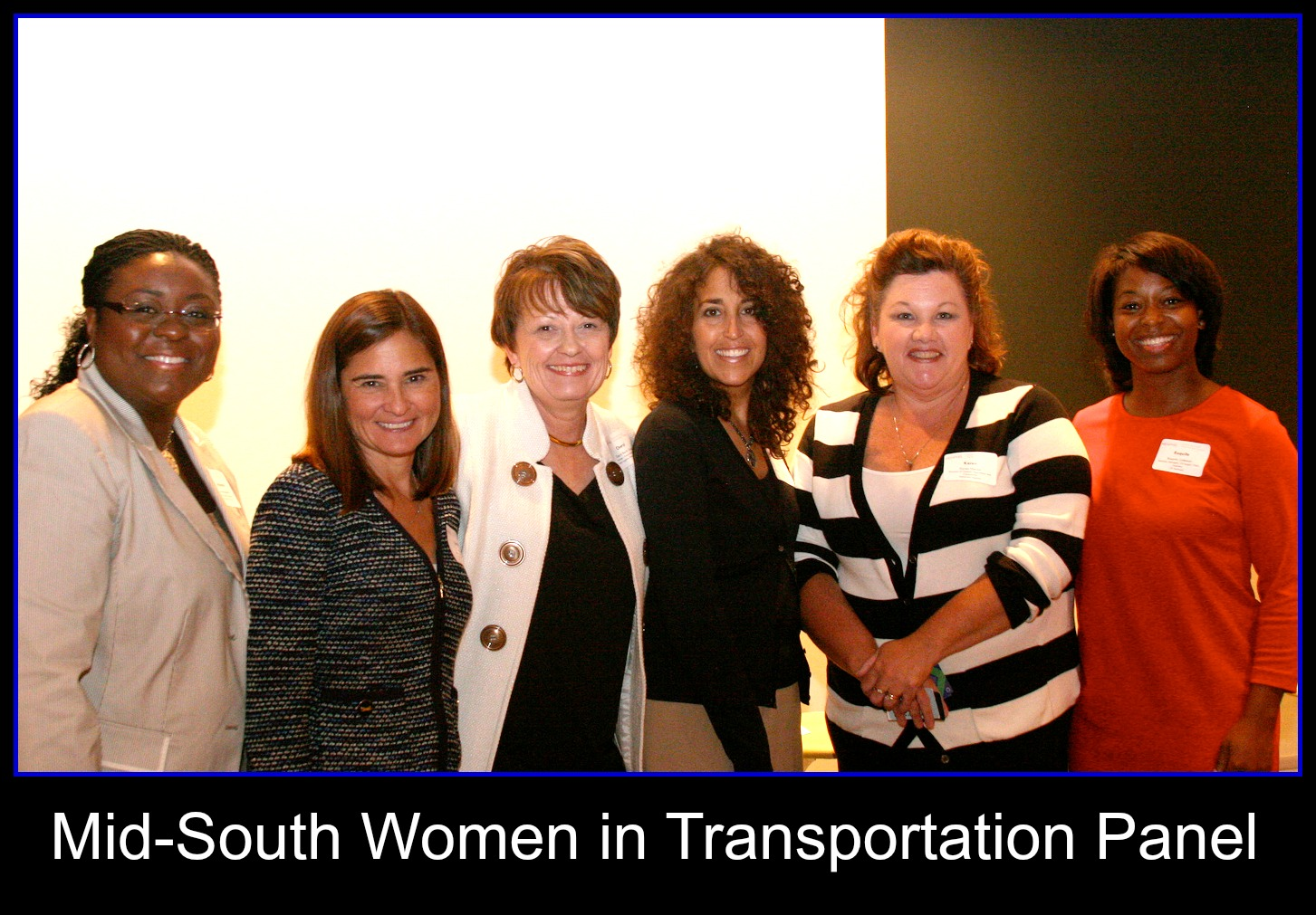 women in transportation panel